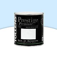 Peinture alkyde murs et boiseries Bleu polaire satin 0,5L