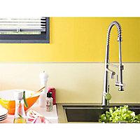 Peinture alkyde murs et boiseries Ocre jaune satin 2L