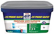 Peinture anti-humidité DIP Blanc 2,5L + 20%