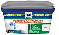 Peinture anti-humidité DIP Crème 2,5L + 20%