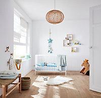 Peinture bicouche murs plafonds boiseries Tollens blanc mat 10L + 20% gratuit
