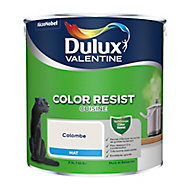 Peinture cuisine Dulux Valentine colombe mat 2,5L