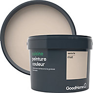 Peinture cuisine GoodHome beige Santa Fe mat 2,5L