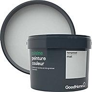 Peinture cuisine GoodHome gris Hempstead mat 2,5L