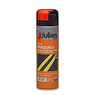 Peinture de marquage orange fluo 0,5L