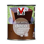 Peinture de préparation de l'effet métal rouillé V33 déco 0,25L