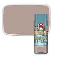 Peinture de rénovation aérosol multi-supports V33 Easy Reno chanvre satin 400ml