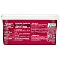 Peinture de rénovation meuble cuisine V33 rouge exquis satin 2L