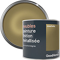 Peinture de rénovation meubles GoodHome Coachella métallisé 0,5L