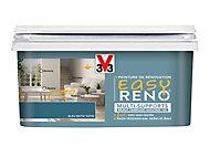 Peinture de rénovation multi-supports V33 Easy Reno bleu batik satin 2L