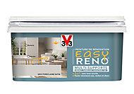 Peinture de rénovation multi-supports V33 Easy Reno gris porcelaine satin 2L