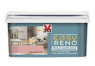 Peinture de rénovation multi-supports V33 Easy Reno rose bohème satin 2L