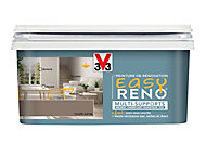 Peinture de rénovation multi-supports V33 Easy Reno taupe satin 2L