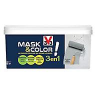 Peinture de rénovation multi-supports V33 Mask & color gris flanelle mat 2,5L