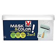 Peinture de rénovation multi-supports V33 Mask & color vert opaline mat 2,5L