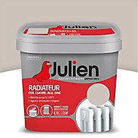 Peinture de rénovation radiateur Julien grain de sable satin 0,75L