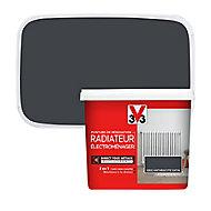 Peinture de rénovation radiateur électroménager V33 anthracite satin 0,75L