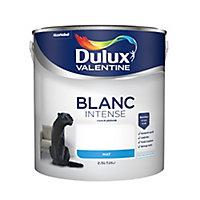 Peinture Dulux Valentine murs et plafonds blanc mat 2,5L