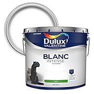 Peinture Dulux Valentine murs et plafonds blanc satin 10L