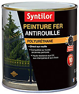Peinture extérieure fer antirouille vert provence satiné Syntilor 0,5L