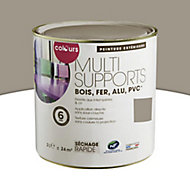 Peinture extérieure multi-supports Colours taupe mat 2L