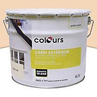 Peinture façade Crépi Colours Granit rose 15kg