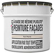 Peinture façade Pliolite® Colours ton pierre 10L