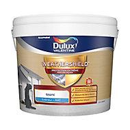 Peinture façade protection extrême Dulux Valentine blanc 10L