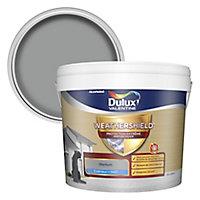 Peinture façade protection extrême Dulux Valentine gris titanium 10L