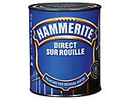 Peinture fer antirouille gris anthracite brillant Hammerite 2,5L