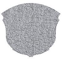 Peinture fer antirouille gris argent martelé Hammerite 2,5L