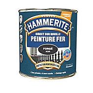 Peinture fer antirouille noir forgé Hammerite 2,5L