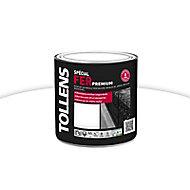 Peinture fer extérieur/intérieur blanc Tollens 0,25L