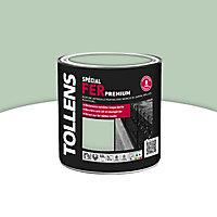 Peinture fer extérieur/intérieur vert olivier Tollens 0,5L