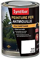 Peinture fer Syntilor Ultra Protect blanc satin 0,25L