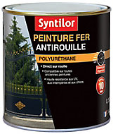 Peinture fer Syntilor Ultra Protect brun normand 0,5L