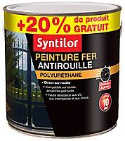 Peinture fer Syntilor Ultra Protect gris ardoise 1,5L + 20% gratuit