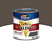 Peinture glycéro boiseries Wengé brillant 0,5L