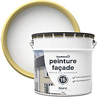 Peinture GoodHome Classique blanc 10L