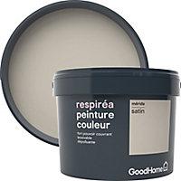Peinture GoodHome Respiréa beige Mérida satin 2,5L