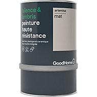 Peinture haute résistance carrelage mural et lambris GoodHome beige Artemisa mat 0,75L