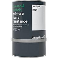 Peinture haute résistance carrelage mural et lambris GoodHome blanc North Pole mat 0,75L