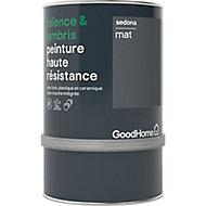 Peinture haute résistance carrelage mural et lambris GoodHome blanc Sedona mat 0,75L