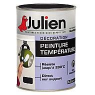 Peinture haute température 200°C en aérosol Julien blanc 0,25L