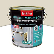 Peinture maison bois Intensiv Protect Beige patiné 2L
