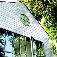 Peinture maison bois Intensiv Protect Blanc 2L