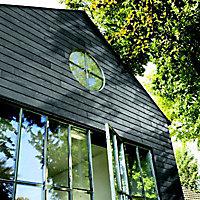 Peinture maison bois Intensiv Protect Gris cendré 2L