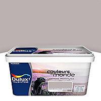 Peinture multi-supports Dulux Valentine Couleurs du monde campagne provençale moyen satin 2,5L