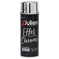Peinture multi-supports en aérosol Julien effet chromé 400ml