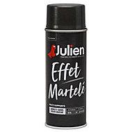 Peinture multi-supports en aérosol Julien effet martelé 400ml